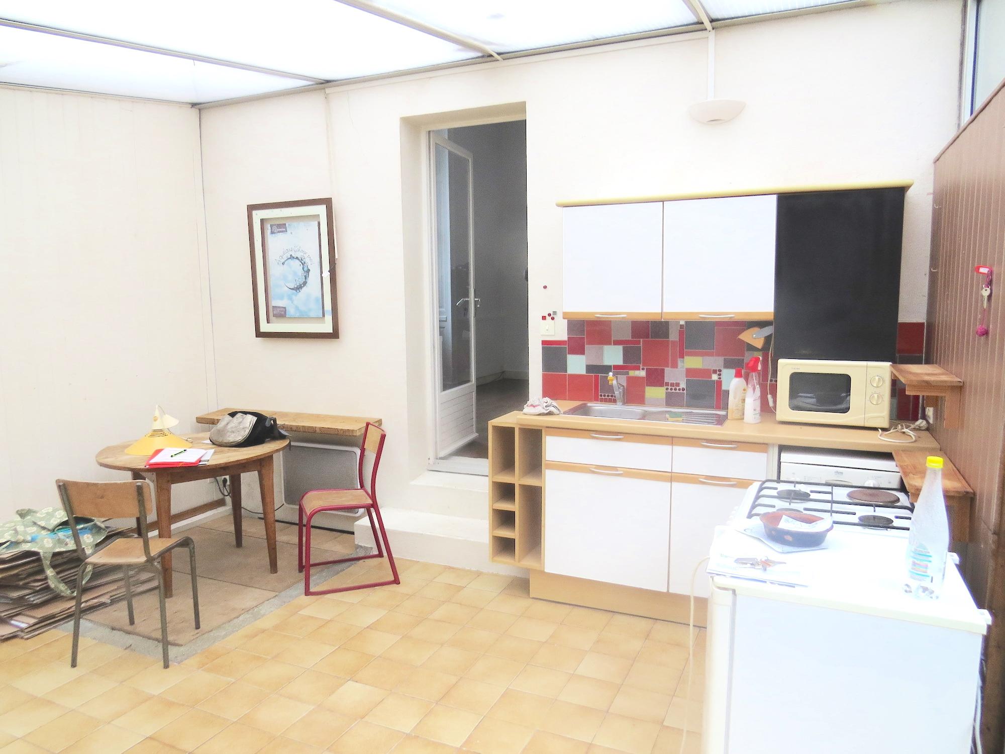 Alix deveaux immobilier for Garage versailles nantes